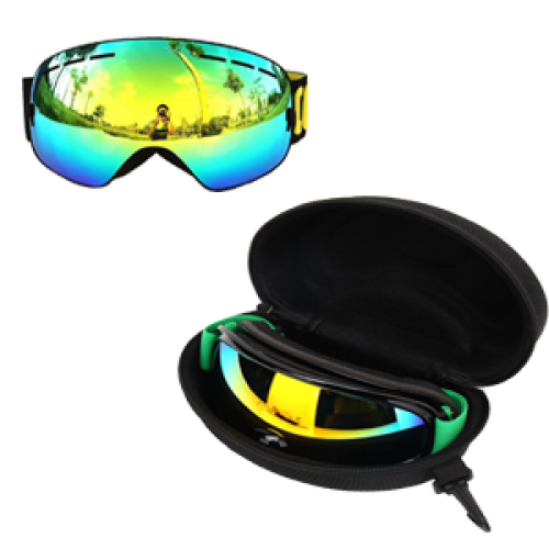 Горнолыжные маски и очки