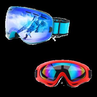 Сноубордические маски