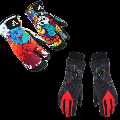 Перчатки зимние, варежки