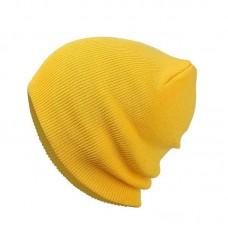 Шапка - Hat - Желтая