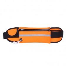Сумка на пояс для бега - RunningBag - Оранжевая