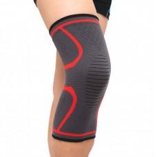 Бандаж на колено - Sport - Красный