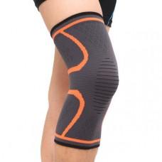 Бандаж на колено - Sport - Оранжевый