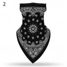 Бафф - Multi - Чёрный цветок