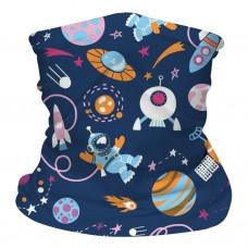 Детский бафф - Color - Ночной космос