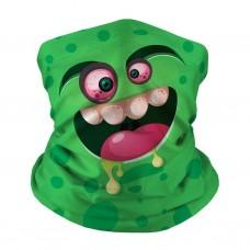 Детский бафф - Color - Зелёный монстр