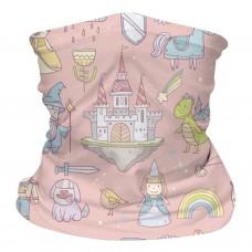 Детский бафф - Color - Сказочный замок