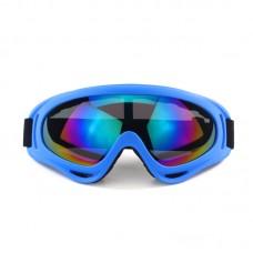 Маска сноубордическая |7947| Зеркальные линзы | Очки для катания на сноуборде SunShine