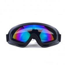 Маска сноубордическая |8172| Зеркальные линзы | Очки для катания на сноуборде SunShine