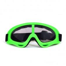 Маска сноубордическая |8178| Затемнённые линзы | Очки для катания на сноуборде SunShine