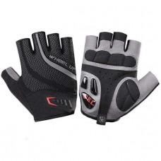 Перчатки без пальцев - Weelup - Чёрные