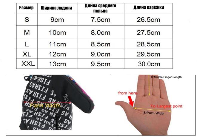 Купить пезпалые варежки в интернет магазине inka-shop.com.ua